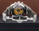 Vacheron Constantin Overseas Chronograph 5500V Silver Dial SS / Bracelet Ref. 5500V/110A-B075