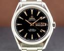 Omega Aqua Terra Annual Calendar Co-Axial 18K White Gold LIMITED Ref. 231.50.43.22.01.001
