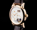 A. Lange and Sohne Lange 1 Rose Gold Tourbillon Limited Edition Ref. 704.032