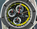 Audemars Piguet 26207IO Royal Oak Offshore Sebastien Buemi Limited Edition Ref. 26207IO.OO.A002CA.01