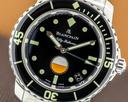 Blancpain Tribute to Fifty Fathoms MilSpec SS BRACELET Ref. 5008-1130-B52A