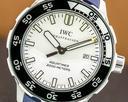 IWC Aquatimer Automatic 2000 SS / Rubber Ref. IW356806