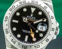 Rolex Explorer II Black Dial SS / SS Ref. 216570