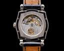 Roger Dubuis Sympathie S37 18K White Gold Black Dial NICE FULL SET Ref. S37 570