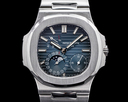 Patek Philippe Nautilus 5712 Moonphase Power Reserve SS Ref. 5712/1A-001