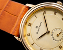 Blancpain Ultra Slim 18k Yellow Gold Ref. 4795-3318-58