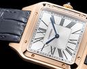 Cartier Santos Dumont XL Rose Gold Manual Wind Ref. WGSA0032