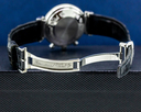 IWC Da Vinci Perpetual Chronograph Black SS / Alligator Ref. IW375030