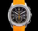Patek Philippe 5968A Aquanaut Chronograph 2019 FULL SET Ref. 5968A-001