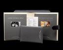 A. Lange and Sohne Datograph 404.035 Double Split Black Dial Platinum + Deployant Ref. 404.035