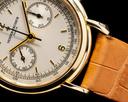 Vacheron Constantin Les Historiques 47101 Chronograph 18K Yellow Gold FULL SET Ref. 47101/1-47111