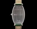 Cartier Platinum Tonneau Cintree Manual Wind 1990s RARE Ref. 2435