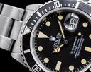 Rolex Submariner 16800 Black Matte Dial SS NICE PATINA Ref. 16800