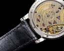 A. Lange and Sohne Lange 1 110.029 White Gold Mother of Pearl Dial / Deployant RARE Ref. 110.029