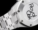 Audemars Piguet Royal Oak 26315ST Chronograph Ruthenium Dial SS 38MM Ref. 26315ST.OO.1256ST.02