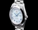 Rolex Platinum Day Date II 218206 Glacier Dial Roman Numerals 41MM Ref. 218206