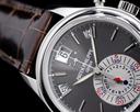 Patek Philippe Annual Calendar 5960P Chronograph Platinum Grey Dial Ref. 5960P