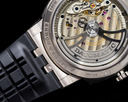 A. Lange and Sohne Odysseus 363.068 18K White Gold Grey Dial / Rubber UNWORN Ref. 363.068