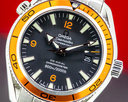 Omega Seamaster Planet Ocean Orange SS 42MM Ref. 2209.50.00