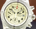Breitling Aeromarine Chronograph Super Avenger Titanium Ref. E13360