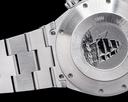 Vacheron Constantin Overseas Chronograph 49150 Black Dial SS Ref. 49150/B01A-9097