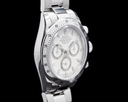 Rolex Daytona 116520 White Dial SS FULL SET PANNA CREAM DIAL WOW Ref. 116520