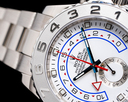 Rolex Yacht Master II 116689 18K White Gold Ref. 116689