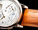 A. Lange and Sohne Lange 1 116.032 Time Zone 18K Rose Gold Ref. 116.032