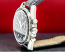 Omega Speedmaster Moon Phase Manual Wind SS Discontinued Ref. 3876.50.31