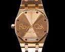 Audemars Piguet Royal Oak 15097OR Nick Faldo 25th Anniversary L.E. Rose Gold NICE Ref. 15097OR.OO.0789OR.01