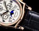 Roger Dubuis Sympathie S40 18K Rose Gold Double Retrograde Calendar Chronograph NICE Ref. S40.5635.5