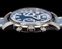 Patek Philippe Chronograph 5172G 18K White Gold Blue Dial Ref. 5172G