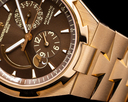 Vacheron Constantin Overseas 47450/B01R Dual Time Rose Gold Limited to 250 UNWORN Ref. 47450/B01R
