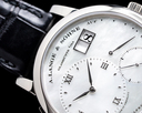 A. Lange and Sohne Lange 1 110.029 White Gold Mother of Pearl Dial FULL SET Ref. 110.029