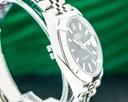 Rolex Datejust 41 Black Stick Dial SS Jubilee UNWORN Ref. 126300