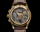 Patek Philippe Chronograph 5170J 18K Yellow Gold Pulsation Dial Ref. 5170J-001