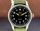 IWC Pilots Watch Automatic Spitfire SS/Textile Strap Ref. IW326801