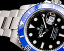 Rolex Submariner Date 126619 18K White Gold Blue Bezel NEW MODEL Ref. 126619LB