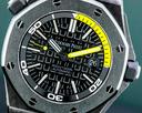 Audemars Piguet Royal Oak 15710ST Offshore Diver Carbon FULL SET Ref. 15706AU.OO.A002CA.01