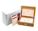 Omega Speedmaster 38 Co-Axial Chronograph Black Dial SS Bracelet Ref. 324.30.38.50.01.001