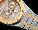 Audemars Piguet Royal Oak 25594 Day Date Moon SS / 18K Yellow Gold Ref. 25594SA.OO.0789SA.01