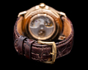 Roger Dubuis Hommage 18K Rose Gold Perpetual Calendar Bi Retrograde RARE Ref. H43