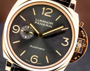 Panerai Luminor Due 45mm 3 Days Automatic 18k Oro Rosso Ref. PAM00675