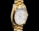Rolex Day Date 228238 Presidential 18k Yellow Gold with White Dial 40MM Ref. 228238