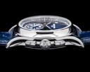 Patek Philippe Chronograph Annual 5905P Calendar Platinum / Blue Dial Ref. 5905P-001