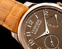 F. P. Journe Chronometre Souverain Havana 18k Rose Gold 40MM 2020 UNWORN Ref. CS Havana Rose Gold