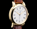 A. Lange and Sohne Richard Lange 232.021 18K Yellow Gold FULL SET Ref. 232.021