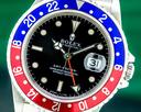 Rolex 16700 GMT Master Red / Blue Pepsi Bezel Transitional NICE Ref. 16700