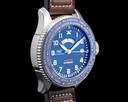 IWC Pilots Watch Timezoner IW395503 LE PETIT PRINCE Blue Dial Ref. IW395503