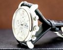 IWC Portofino Chronograph SS Silver Dial Ref. IW391027
